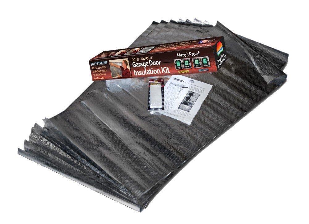 Reach Barrier 3122 Silvertanium Garage Door Insulation Kit