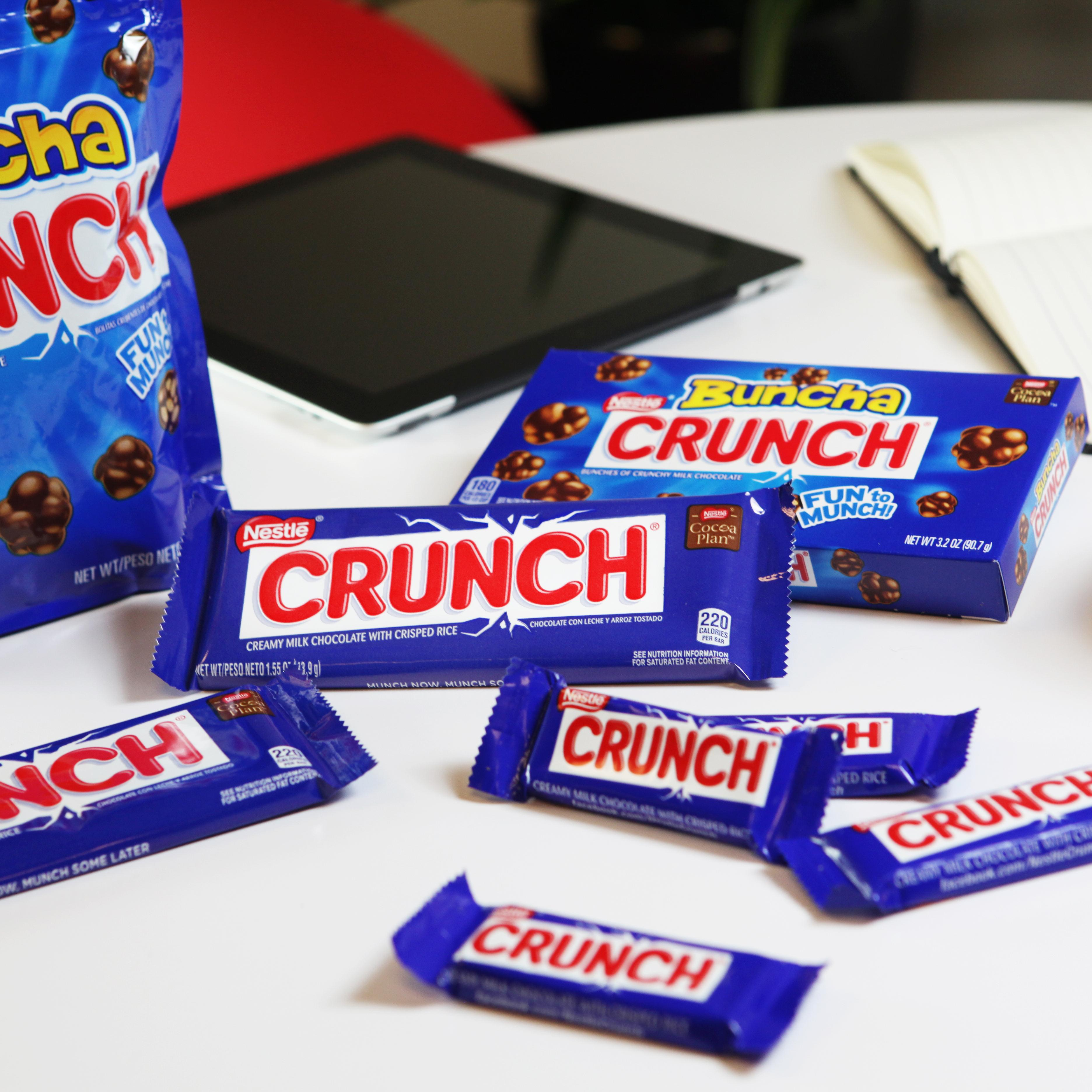 Amazon.com : Nestle Crunch Funsize Bag, 11 Ounce (Pack of 12 ...