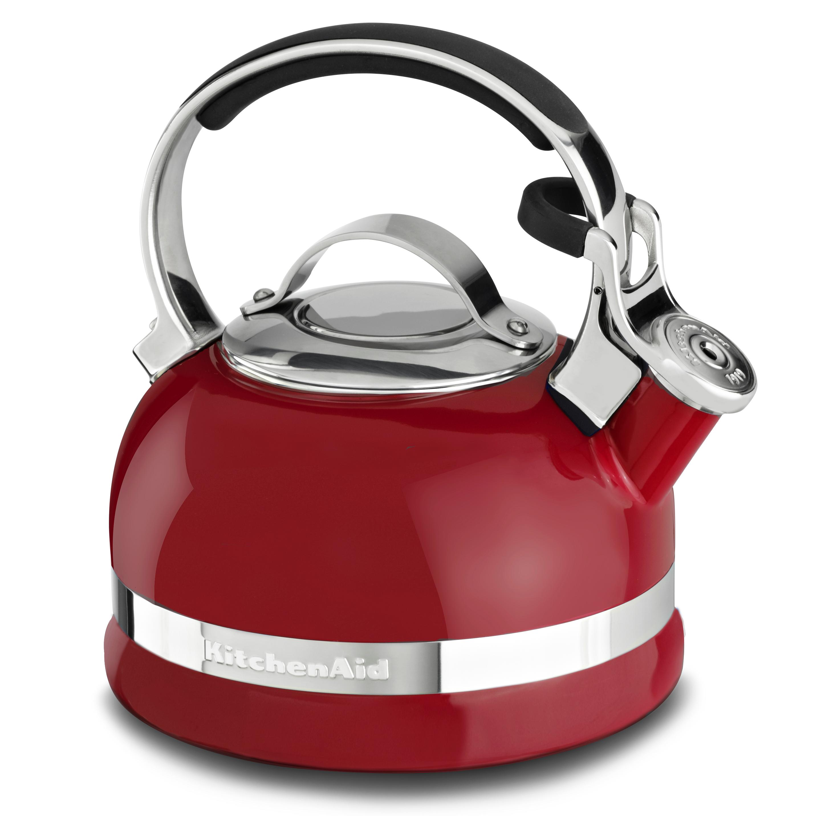 Amazon.com: KitchenAid KTEN20CBOB 2.0-Quart Kettle with C Handle ...