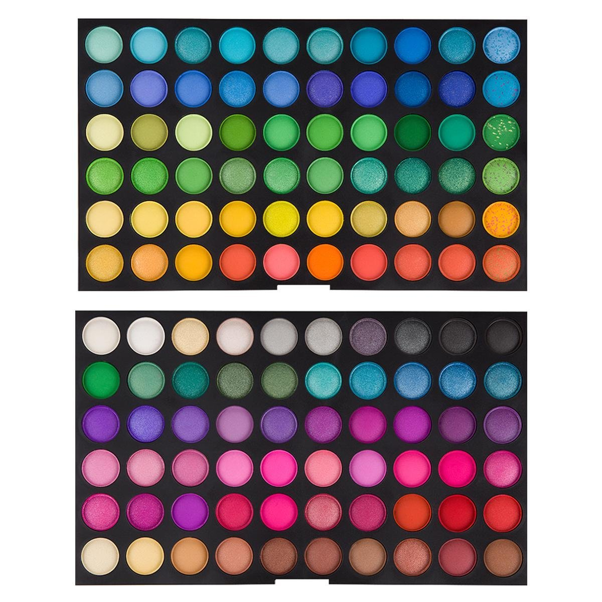 coastal scents 120 color eye shadow palette. Black Bedroom Furniture Sets. Home Design Ideas