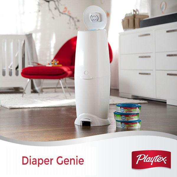 Amazon.com: Playtex Genie Elite Pail System Diaper with