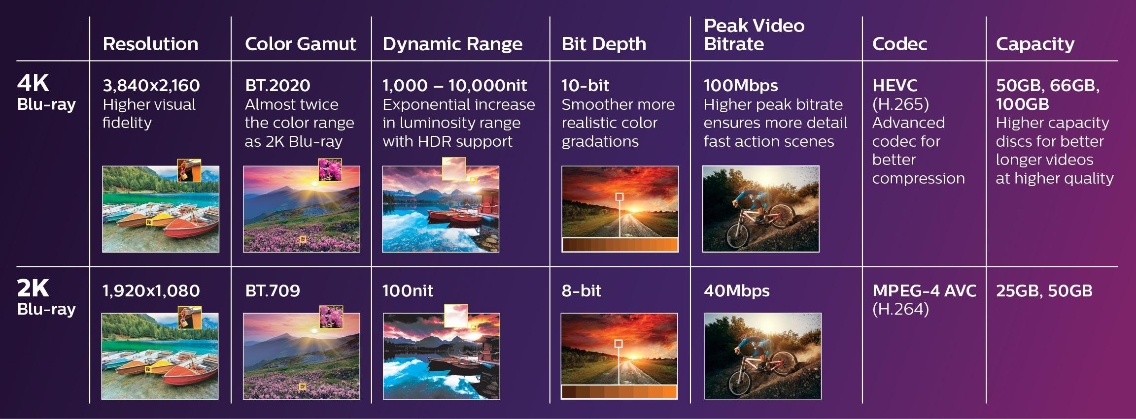 Amazon.com: Philips BDP7501 4K Ultra HD Blu-Ray Player