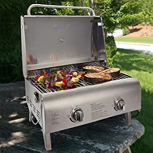 Marvelous Enjoy All The Benefits Of A Large Grill In A Portable Size That Weighs Less  Than 25 Lbs.