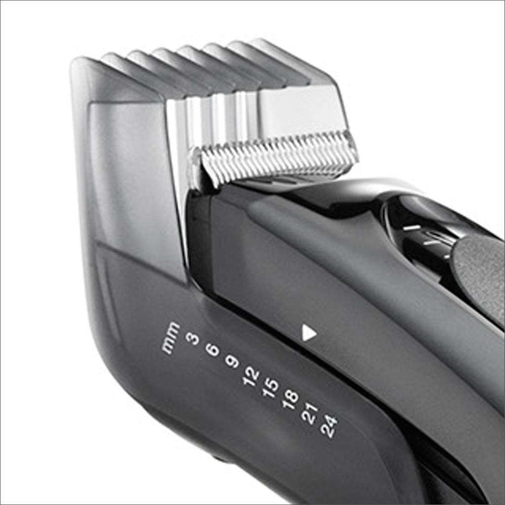 braun hair removing machine