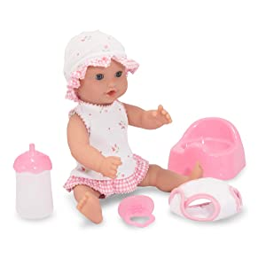 baby doll, bath toy, preschool, toddler,toy for 3 year old girl, potty training toy