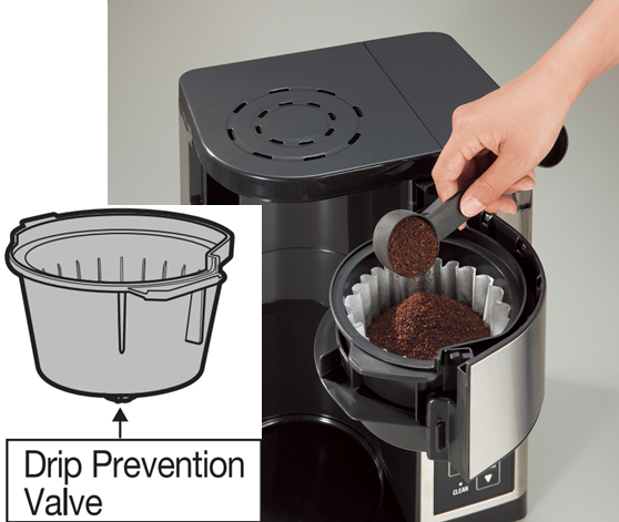 Key Features Of Zojirushi EC-YSC100 fresh brew plus thermal carafe