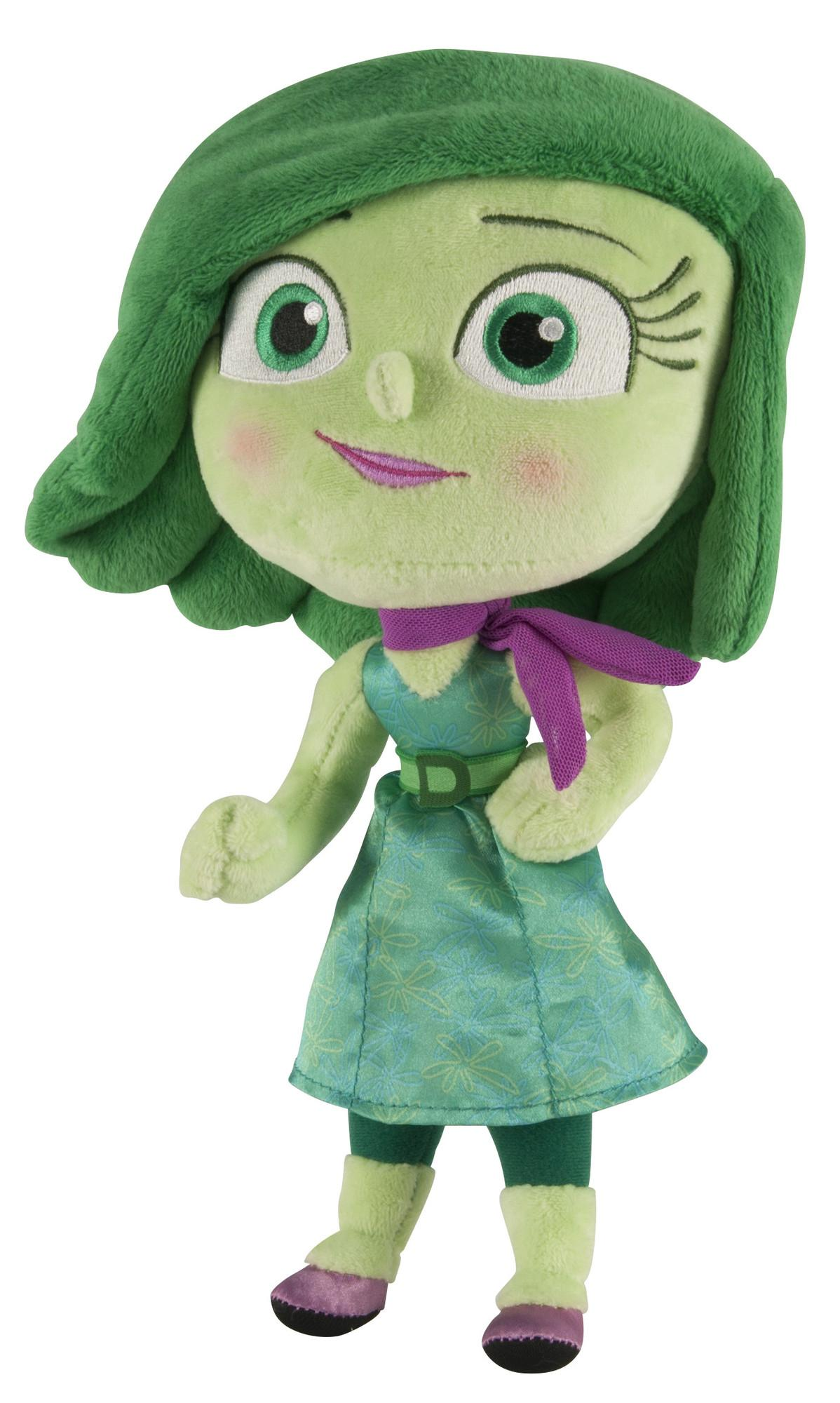 TOMY Inside Out Talking Plush, Disgust                                                                                                                                                                                                                Feedback