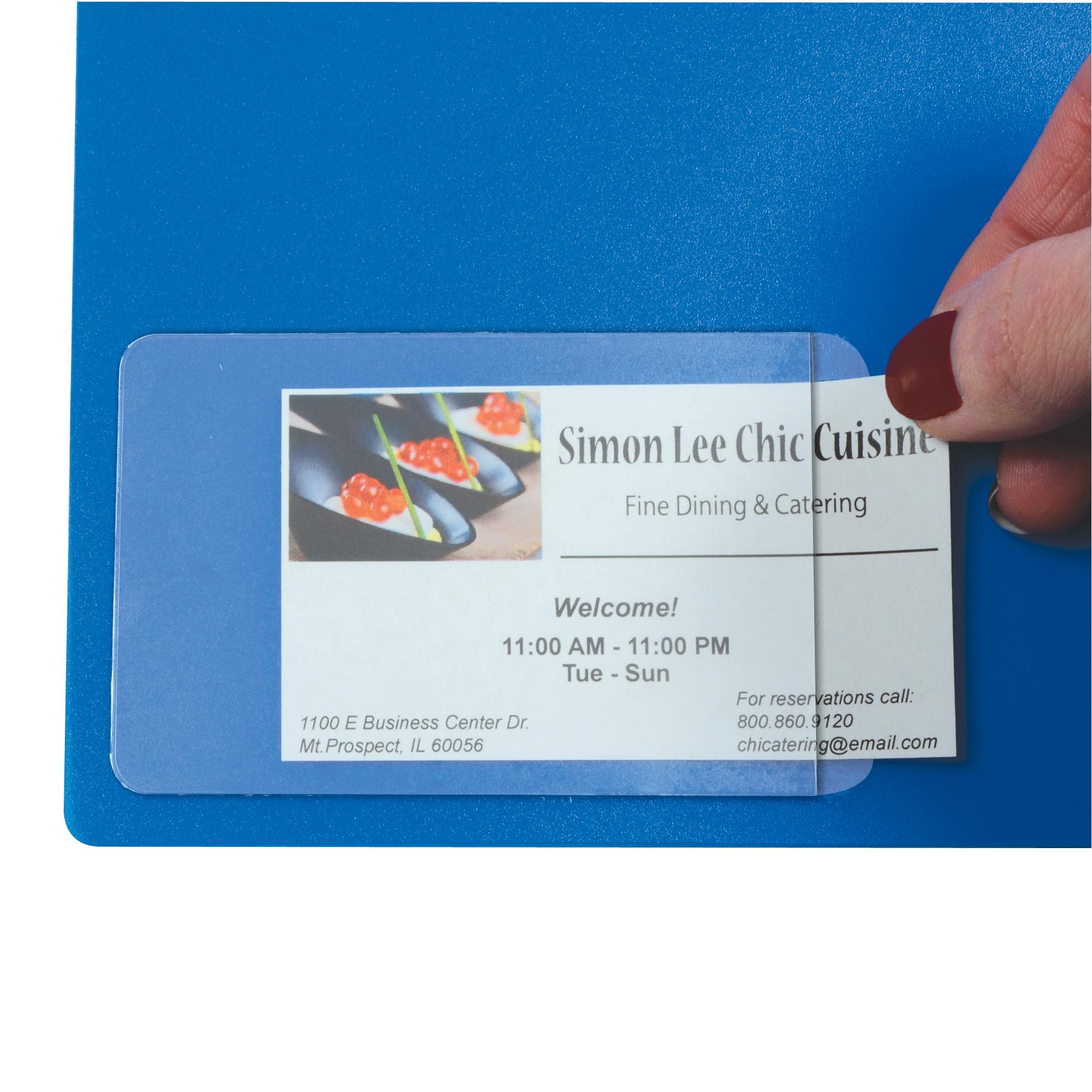 c line 3 ring poly binder with inner pocket letter