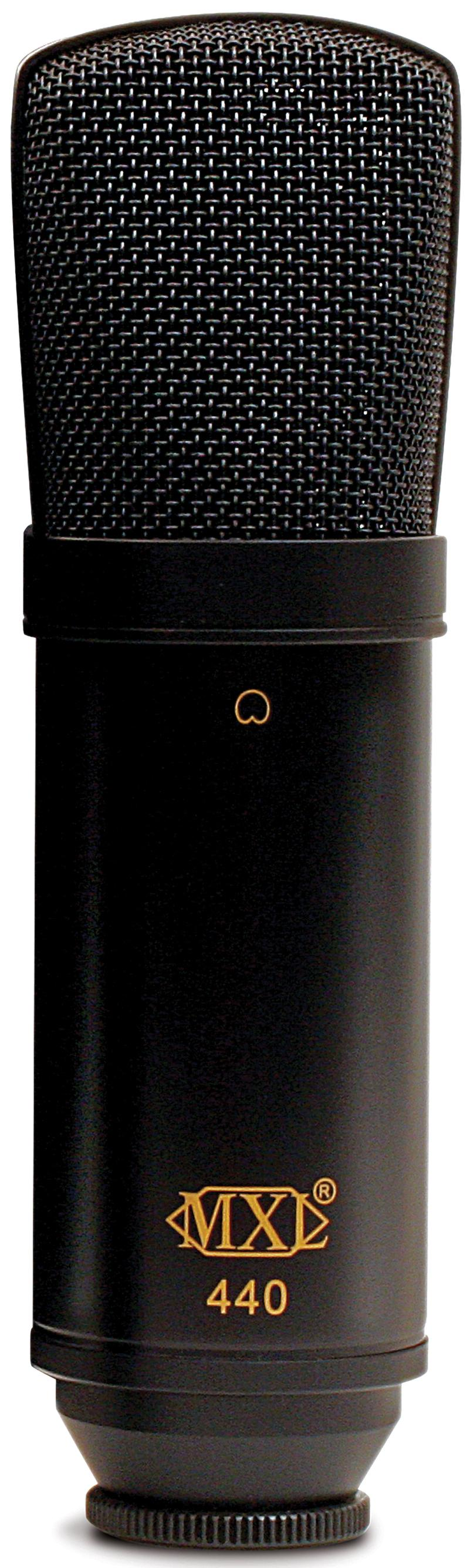 Amazon.com: MXL 440/441 Microphone Ensemble with Carrying Case ...