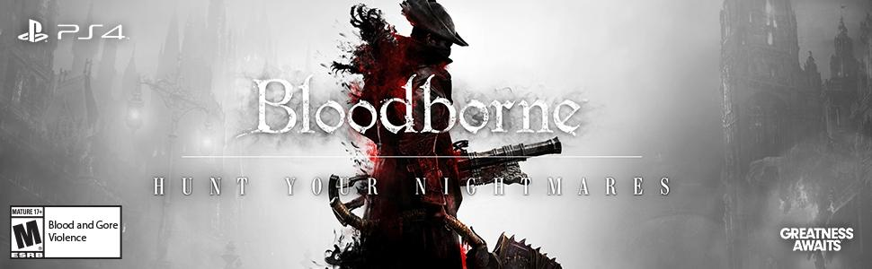 Bloodborne, FromSoftware, PlayStation, PS4, Demon Souls, Dark Souls, Dante's Inferno, God of War