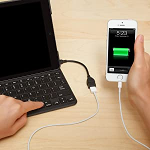 PowerLift Keyboard Battery Charger