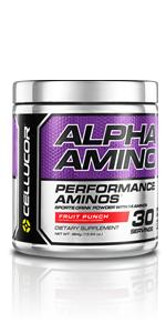 alpha amino cellucor acids coconut supplements optimum bsn energy BCAA powder xtend