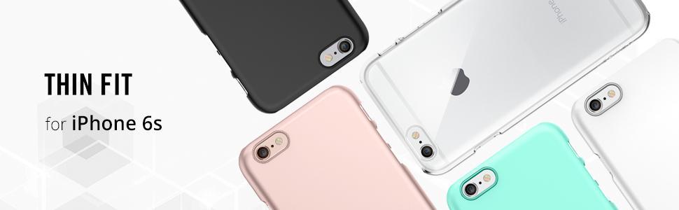 iphone 6s case;skin;slim;thin;hard;plastic;low profile;skinny;minimalist;minimalism;lightweight