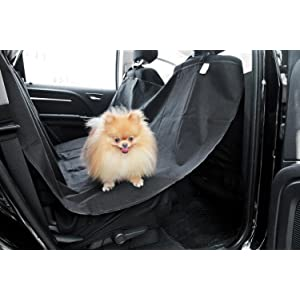 Oxgord Pet Dog Car Seat Cover For Rear Bench