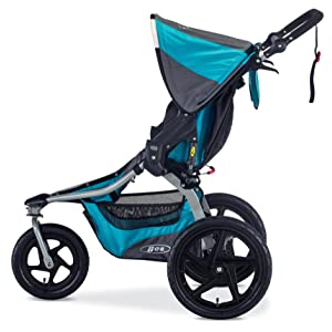 Amazon.com : BOB 2016 Revolution FLEX Stroller, Black : Baby