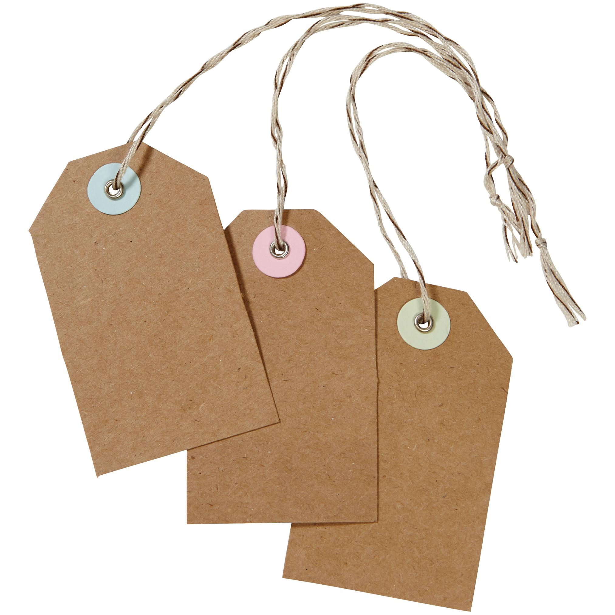 Amazon Martha Stewart Crafts Kraft Tags