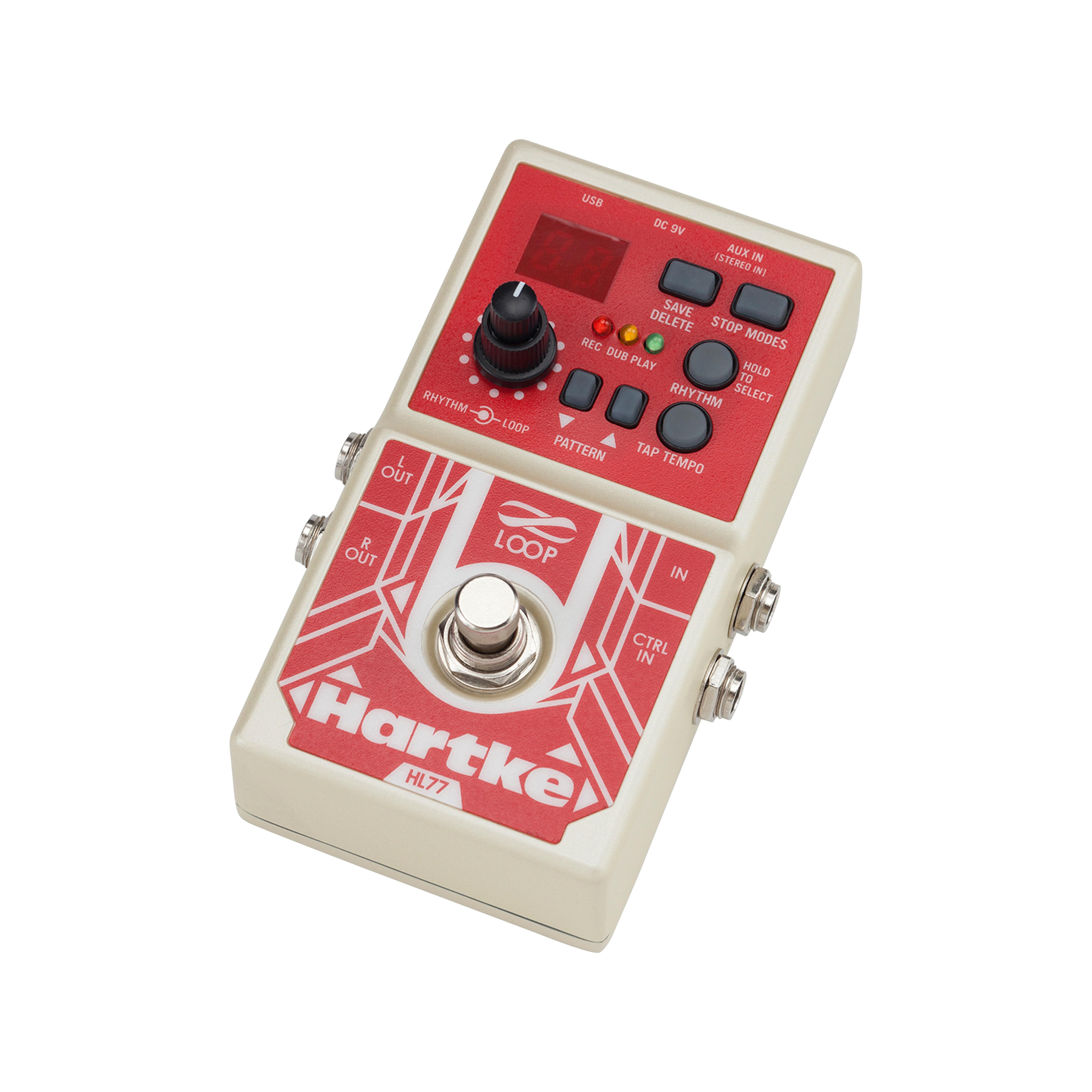 hartke hl77 bass looper effects pedal musical instruments. Black Bedroom Furniture Sets. Home Design Ideas