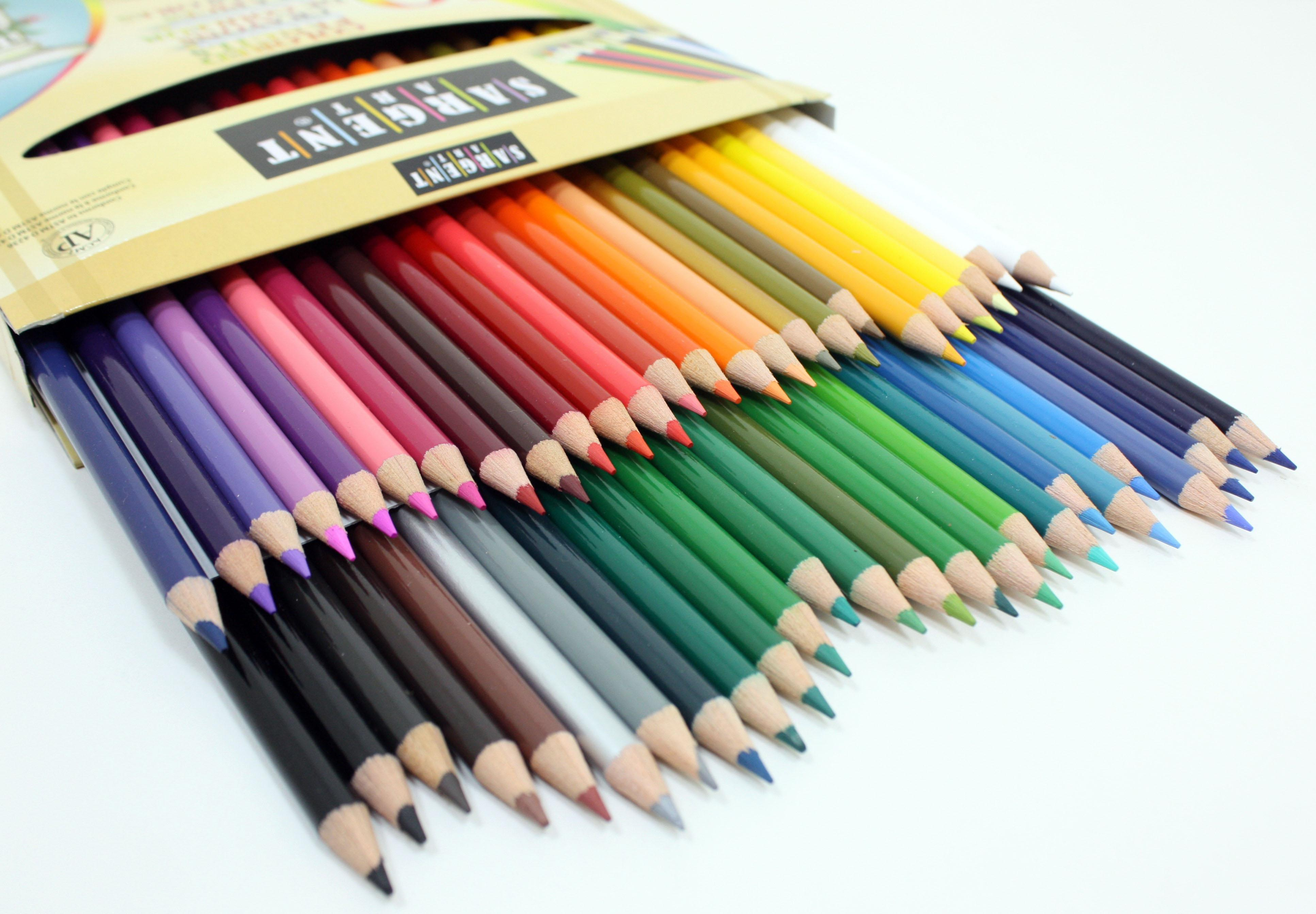 Art colored pencils - From The Manufacturer Color Art
