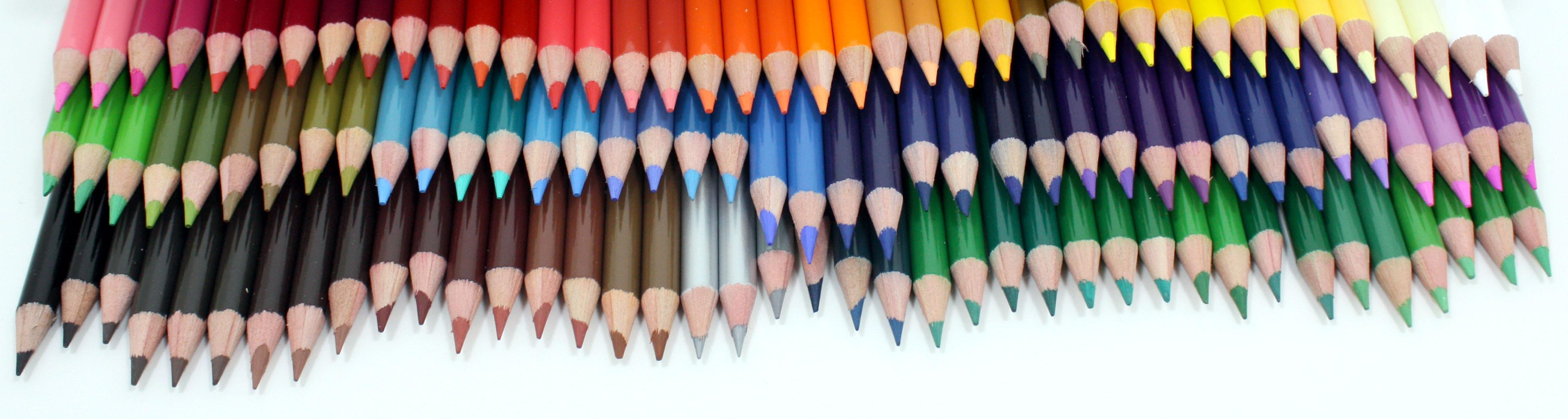 Color art colored pencils - View Larger