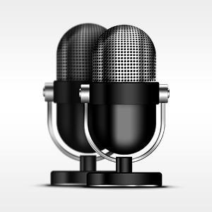 Dual mic system.