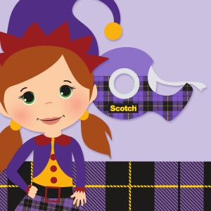 Emily - Scotch GiftWrap Tape