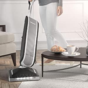 Oreck Elevate Conquer Bagged Vacuum Cleaner