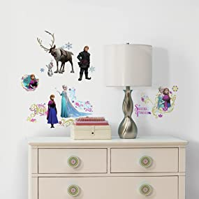 Nice Frozen Wall Decals, Frozen Wall Stickers