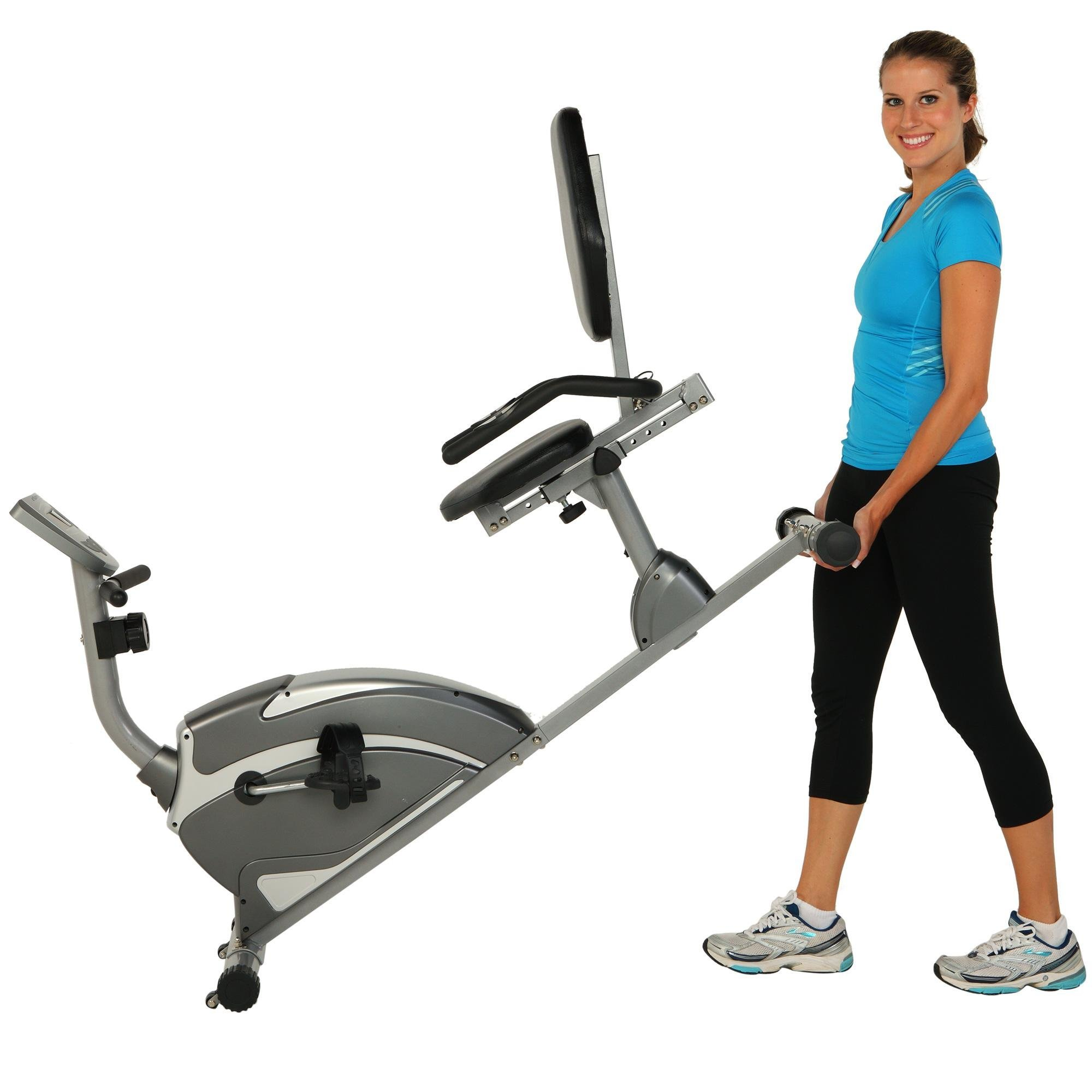 Proform 350 Spx Exercise Bike Pfex02914: Amazon.com : Exerpeutic 900XL Extended Capacity Recumbent