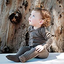 footie, footed overall, footed sleeper, baby, organic baby clothes, organic clothing, cotton, infant