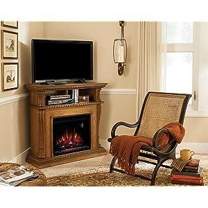Amazon.com: ClassicFlame 23DE1447-O107 Corinth Wall or Corner TV ...