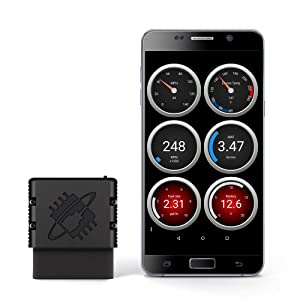 OBDLink MX Bluetooth compared to smart phone