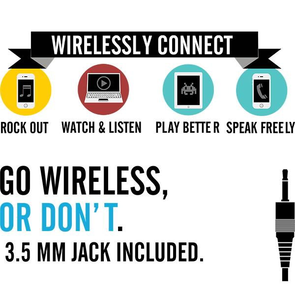 5 in 1 wireless headphones manual