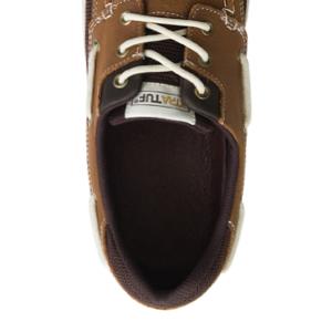 XTRATUF Finatic II Men's Leather Deck Shoes, comfortable boat shoes, comfortable deck shoes