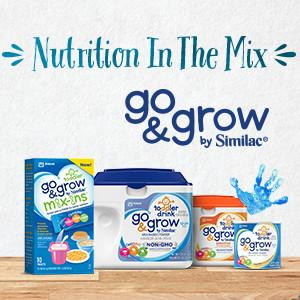 Go and Grow by Similac image
