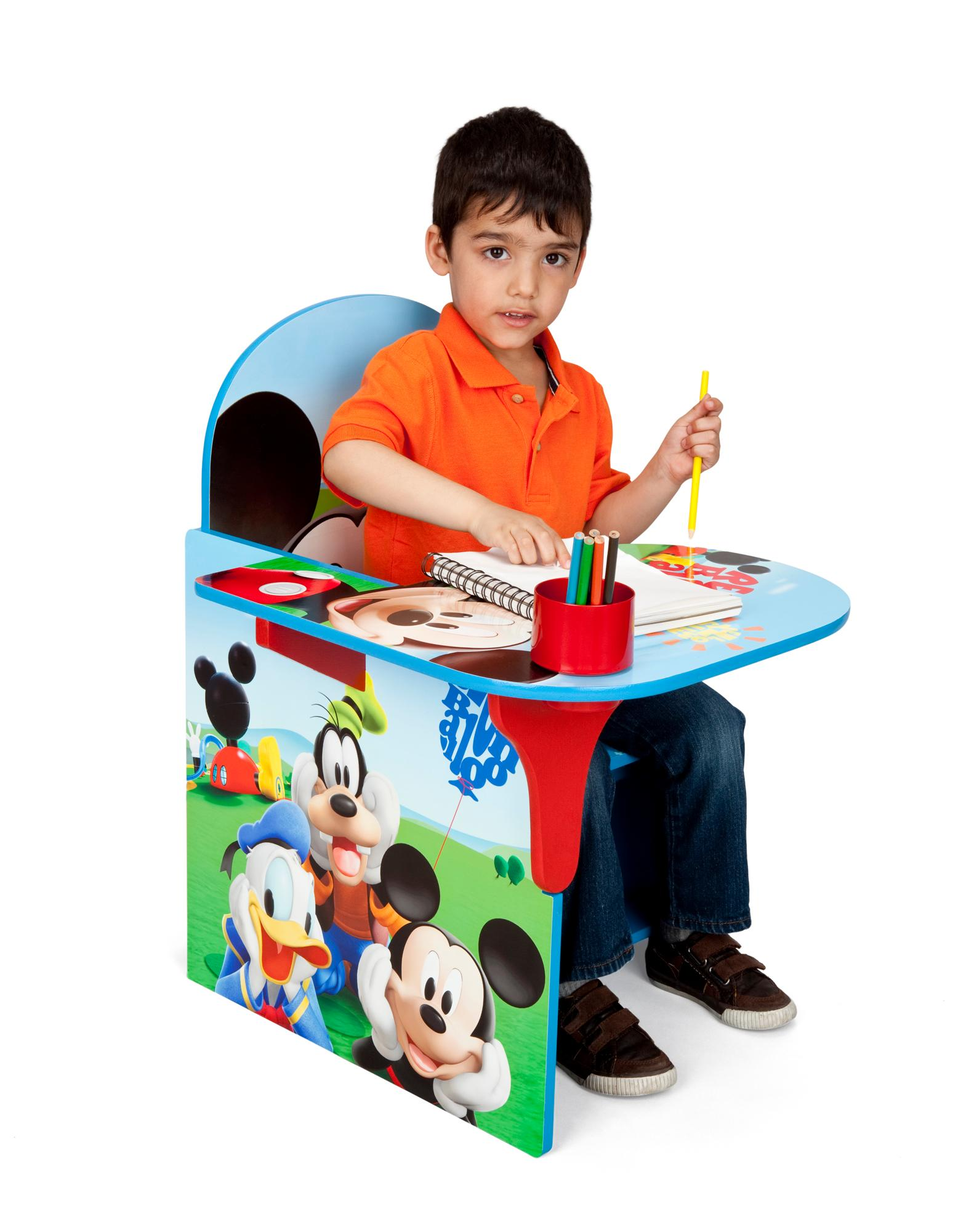 Delta children chair desk with storage bin for Kids sitting furniture