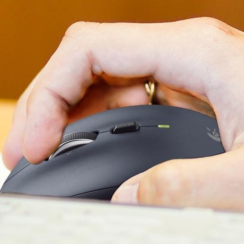 Details about Logitech M705 Marathon Wireless Cordless Mouse PC & Mac  Unifying Receiver