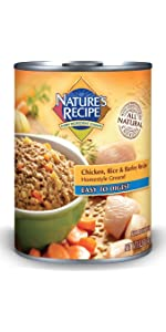 Natures Recipe Soft Minis Dog Treats