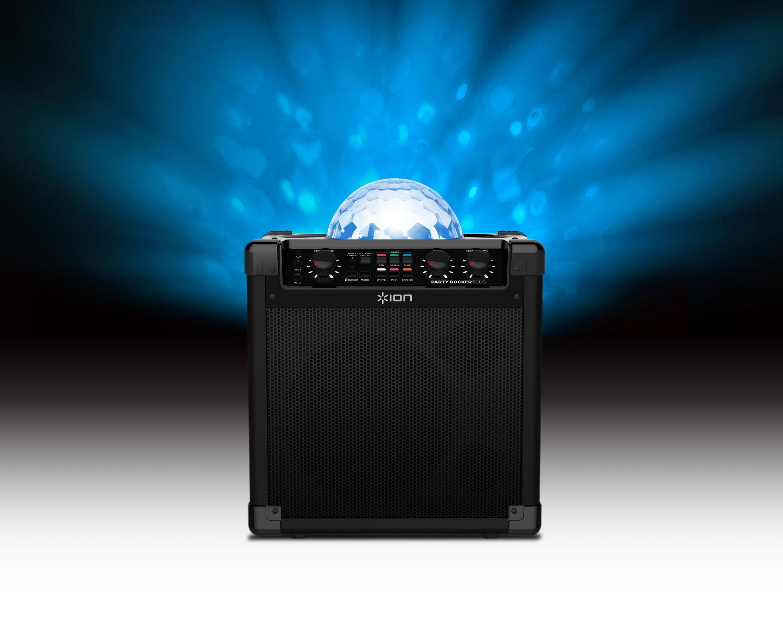 Amazon Com Ion Audio Party Rocker Plus Rechargeable