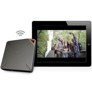 aCie FUEL Wireless Storage with Wi-Fi 802.11 b/g/n and USB 3.0 (9000436U)