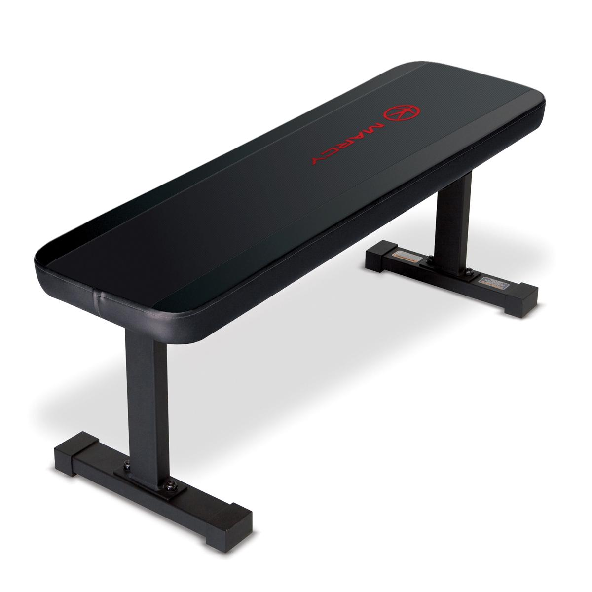 Marcy Flat Utility Weight Bench For Weight Training And Abs Exercises Sb 315 Sports