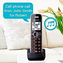 KX-TG7875S talking caller id