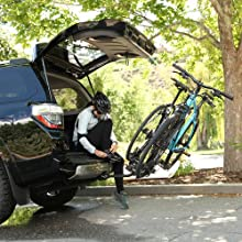 Swagman Bicycle Carriers Chinook 2 Carrier Platform