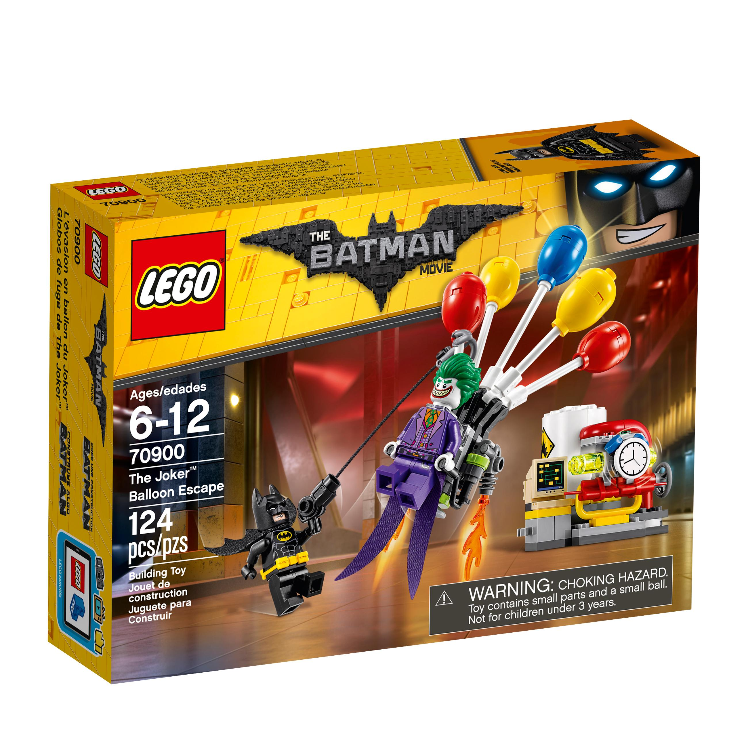 Lego Movie Toys : Amazon the lego batman movie joker balloon escape