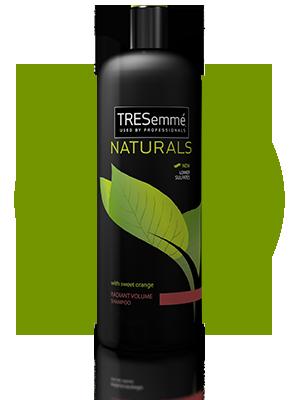 Amazon Com Tresemme Shampoo Naturals Radiant Volume 25