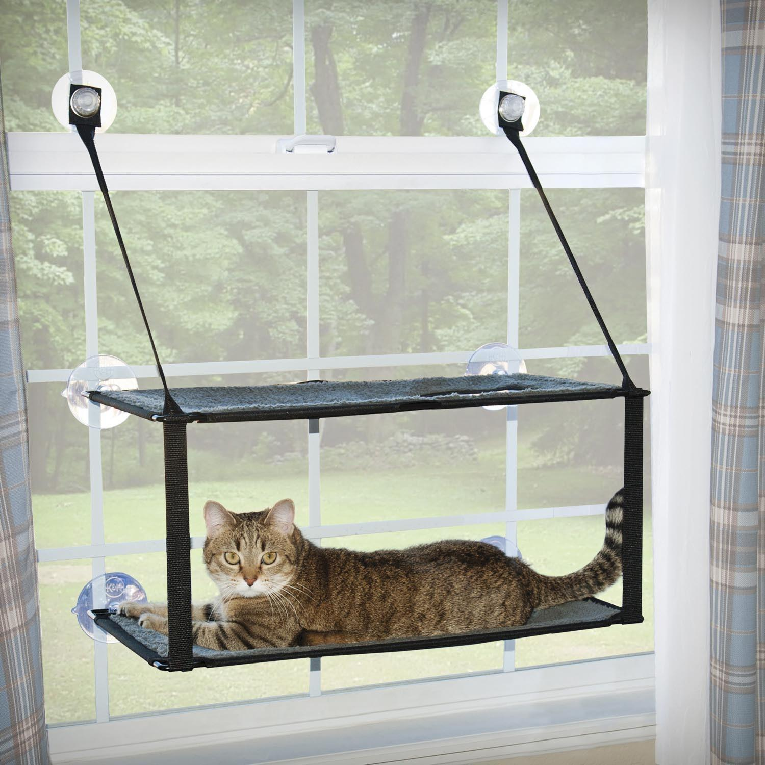 Attractive Ku0026H EZ Mount Window Bed Kitty Sill Green · Ku0026H EZ Mount Window Pod Kitty  Sill Tan · Ku0026H EZ Mount Window Kitty Sill · Ku0026H EZ Mount Window Double  Stack Kitty ...
