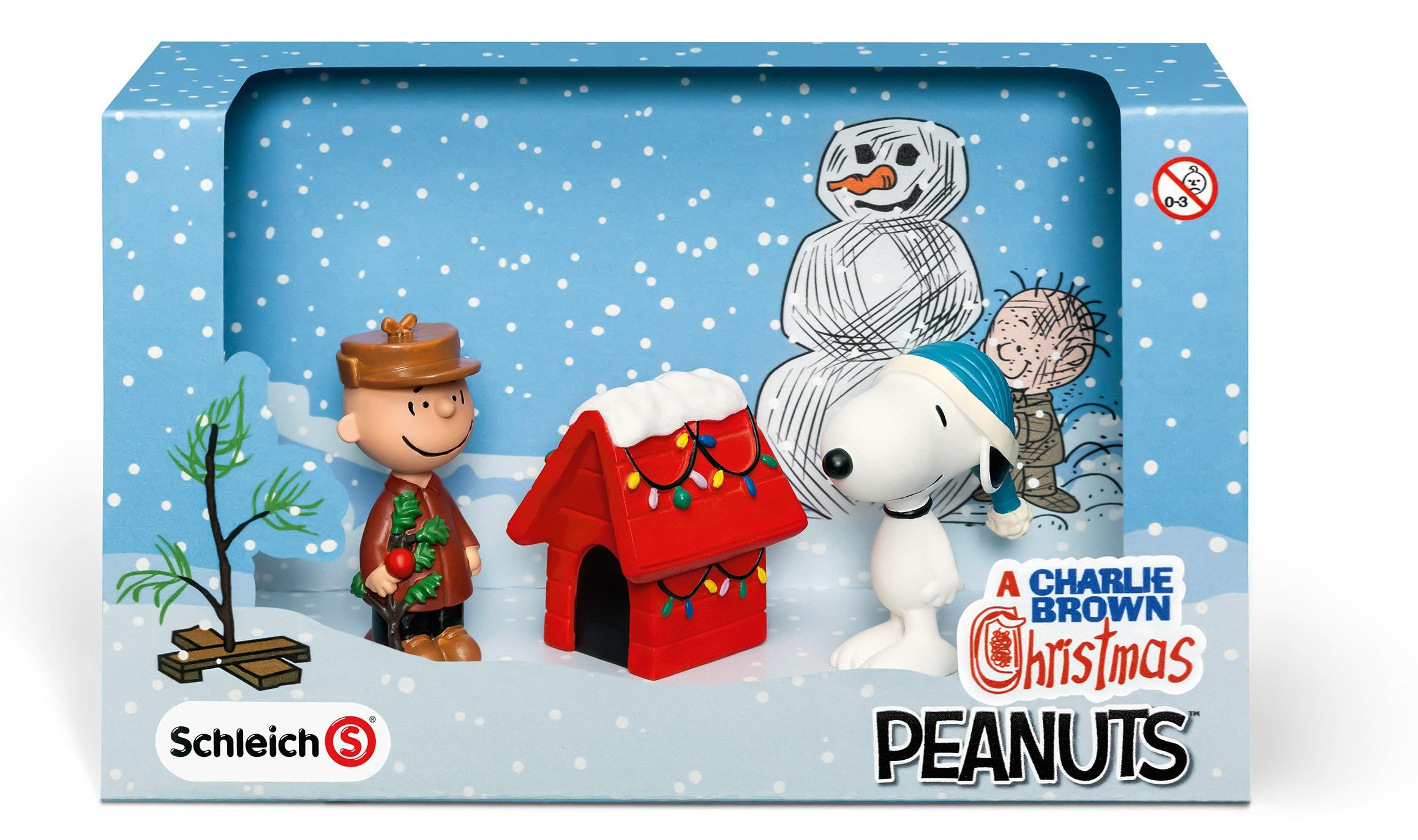 from the manufacturer - Peanuts Christmas