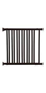 Amazon Com Dreambaby Metropolitan Security Gate