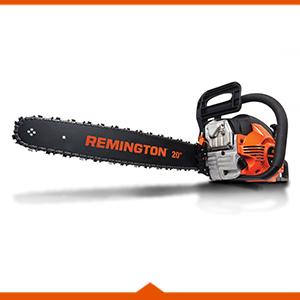 Remington RM4620 Outlaw 46cc 2-Cycle 20-inch Gas Powered Chainsaw with  Carrying Case