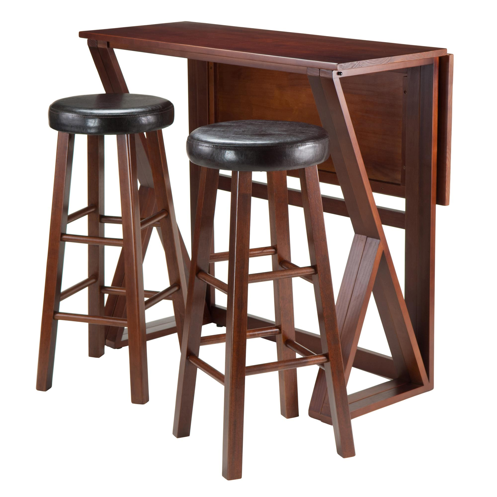 Inspirational Round Bar Table and Stools