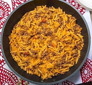 Tex-Mex Cheddar Mac recipe